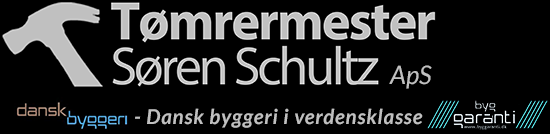 Tømrermester Søren Schultz logo
